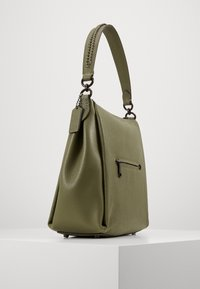 Coach - WHIPSTITCH DETAIL SHAY SHOULDER BAG - Handbag - light fern - 1