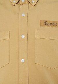 forét - BEAR - Camisa - ochre - 2