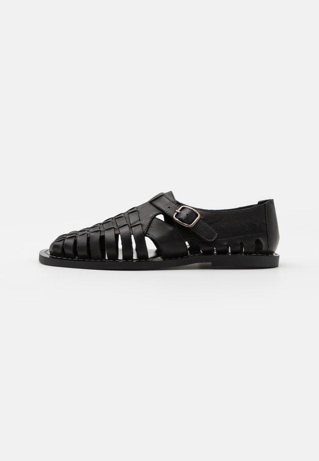 SULLY - Sandals - black