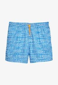 Massimo Dutti - Swimming shorts - blue - 0