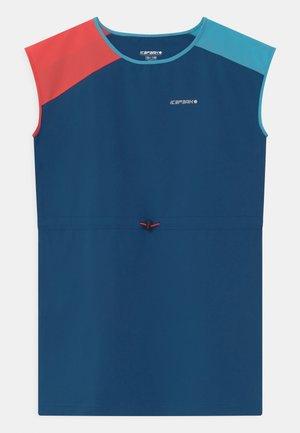 KELBRA - Sportovní šaty - navy blue