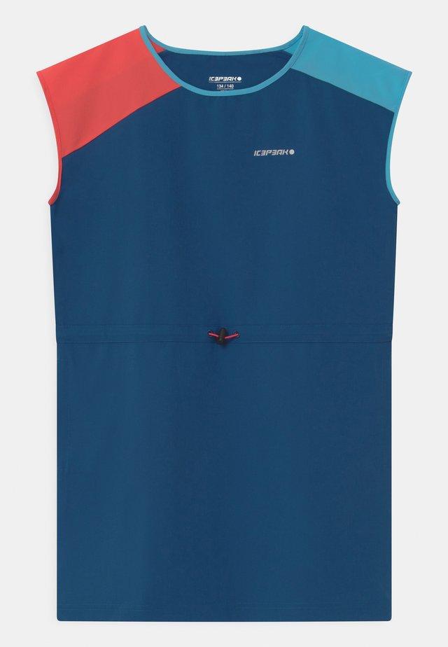 KELBRA - Sportkleid - navy blue