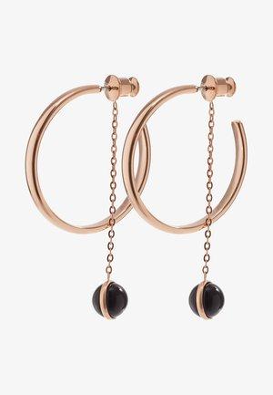 ELLEN - Boucles d'oreilles - roségold