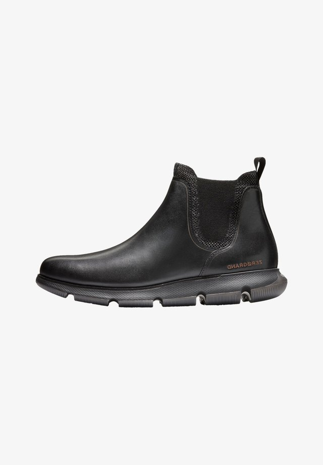 Bottines - black black
