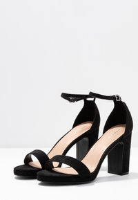 Anna Field - High heeled sandals - black - 4