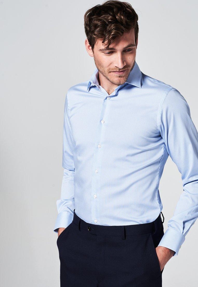 MICHAELIS - SLIM FIT - Zakelijk overhemd - licht blauw