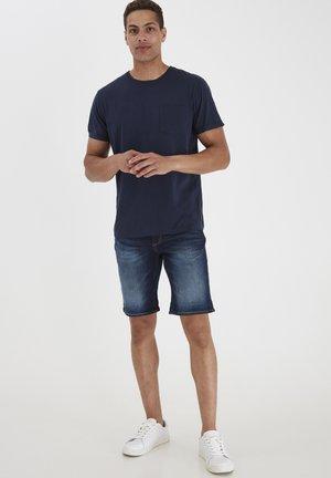 BHNASIR  - T-shirt - bas - dress blues