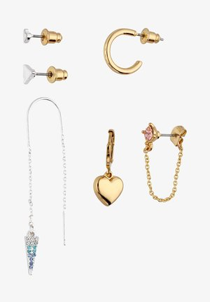 OHRSCHMUCK-SET VON ANA LISA KOHLER - Earrings - silver