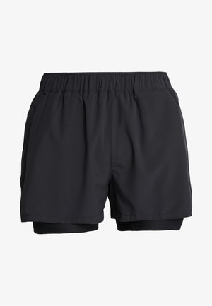 ADV ESSENCE STRETCH SHORTS - Korte sportsbukser - black