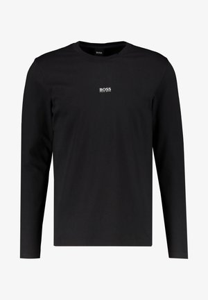TCHARK - Långärmad tröja - black