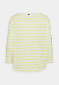 Rich & Royal - HEAVY STRIPED - Long sleeved top - lemonade - 1