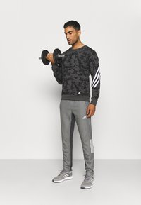 adidas Performance - PANT - Tracksuit bottoms - solid grey - 1