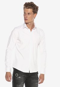 Cipo & Baxx - HECTOR - Formal shirt - weiss - 6