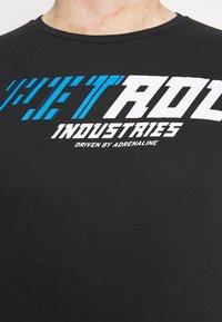 Petrol Industries - Long sleeved top - black - 4