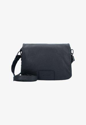 UMHÄNGETASCHE EVA - Across body bag - black