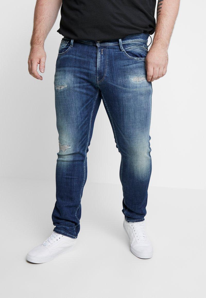 Replay Plus - MG914 - Slim fit jeans - blue denim