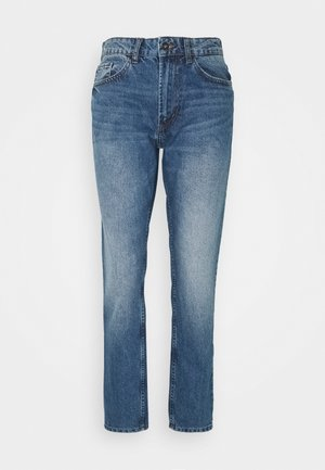 JDYSELMA LIFE GIRLFRIEND - Relaxed fit jeans - medium blue denim