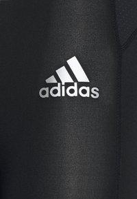 adidas Performance - TECH FIT LONG - Medias - black - 5