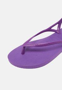 Havaianas - SUNNY - Pool shoes - dark purple - 3
