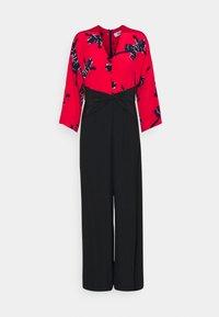 Diane von Furstenberg - DOKIS - Haalari - red/black - 0
