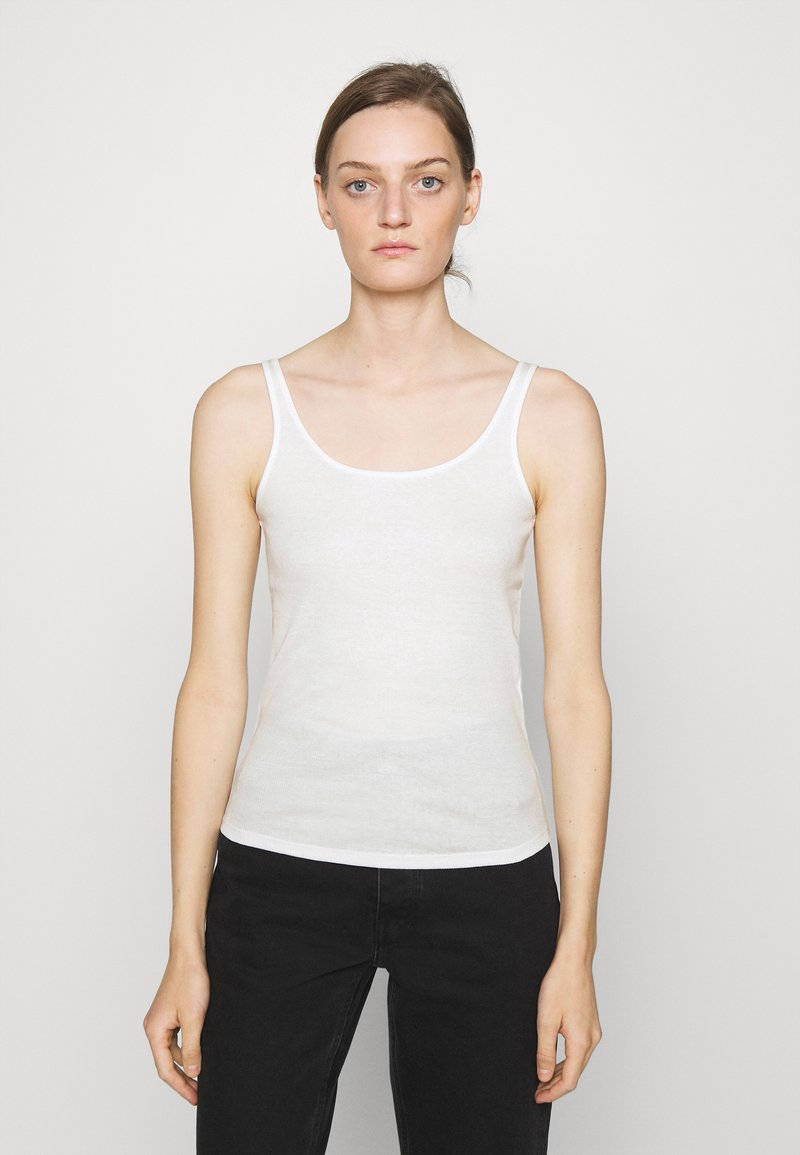 CLOSED - Top - ivory