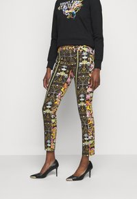Versace Jeans Couture - Jeans Skinny Fit - black - 0