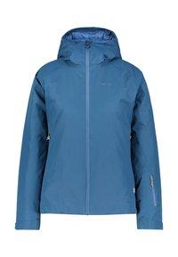 Meru - Winter jacket - petrol - 4