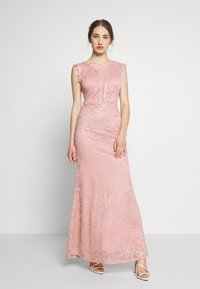 WAL G. - FULL MAXI DRESS - Robe de cocktail - blush - 0