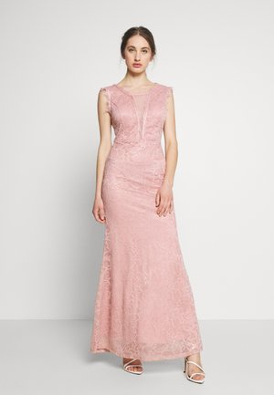 FULL MAXI DRESS - Galajurk - blush