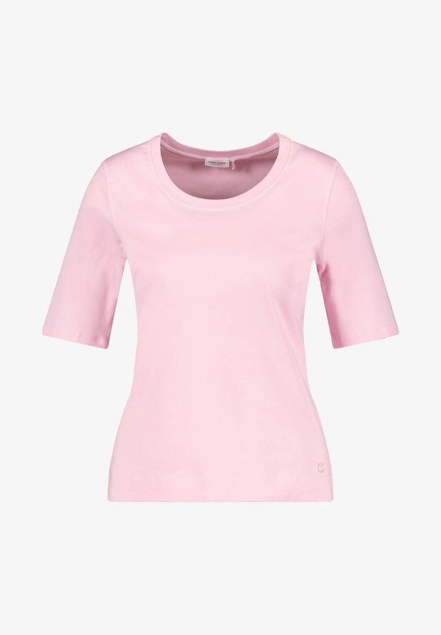 1/2 ARM - T-Shirt basic - rose