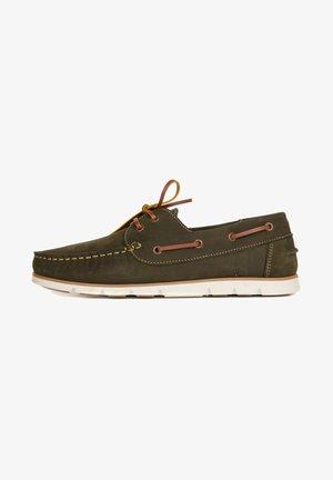 Bootschoenen - kaki