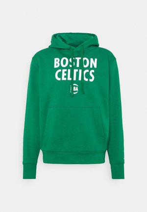 NBA BOSTON CELTICS CITY EDITION ESSENTIAL HOODIE - Pelipaita - clover
