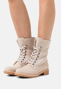 Tamaris - Winter boots - taupe - 0