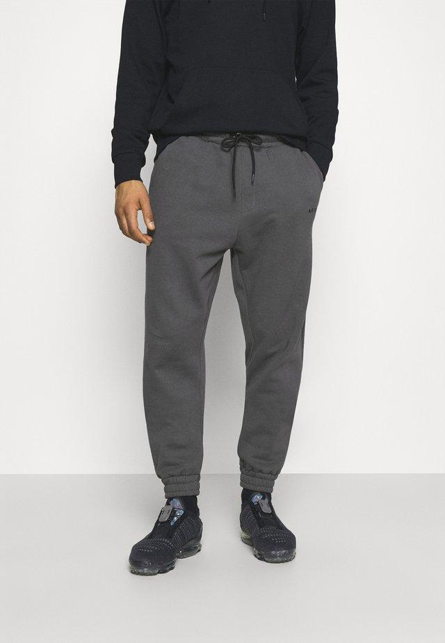 UNISEX - Träningsbyxor - dark grey