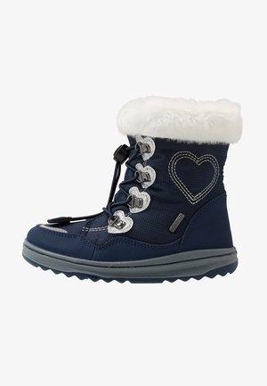 Zimní obuv - atlantic/silver/offwhite