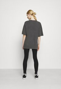 Even&Odd - Print T-shirt - anthracite - 2