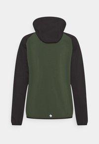 Regatta - AREC  - Fleece jacket - forest/black - 1