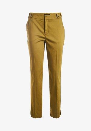 Pantalones chinos - vert olive