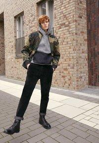Levi's® - STD II - Trousers - mineral black str 8w  gd - 4