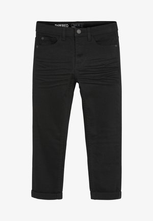 Jeans Tapered Fit - mottled anthracite