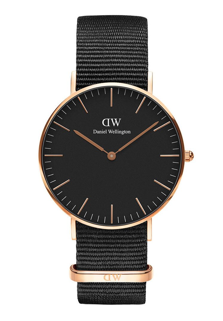 Daniel Wellington - CLASSIC CORNWALL 36MM - Zegarek - gold