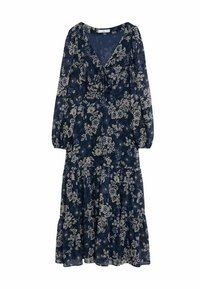 Mango - GEBLÜMTES - Day dress - blau - 2