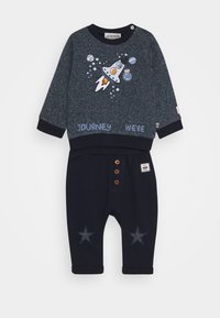 Jacky Baby - SPACE JOURNEY SET - Sweater - blue - 0