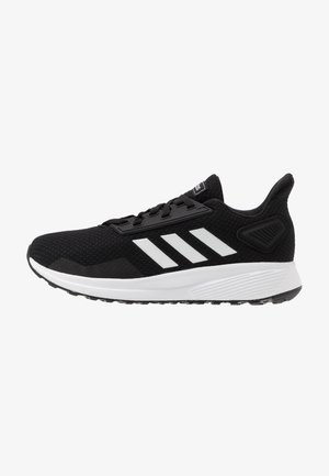 DURAMO 9  - Zapatillas de running neutras - core black/footwear white