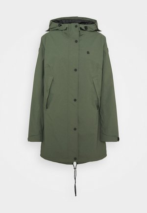 TULIPA JACKET - Waterproof jacket - thyme