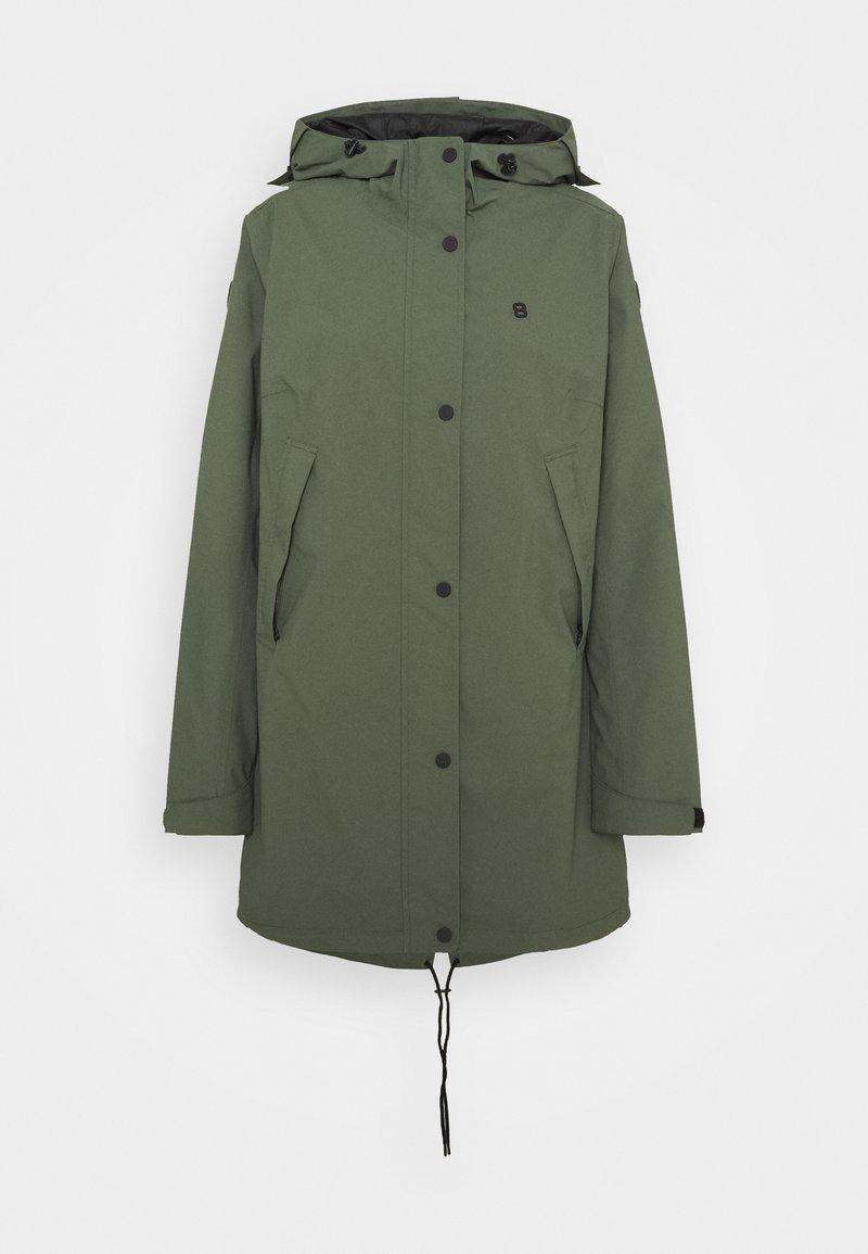 8848 Altitude - TULIPA JACKET - Waterproof jacket - thyme