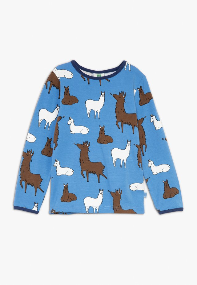 LAMA - Long sleeved top - winter blue