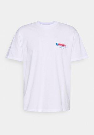 SOFTWARE - T-shirt med print - white