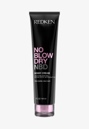 NO BLOW DRY BOSSY CREAM - Hair styling - -