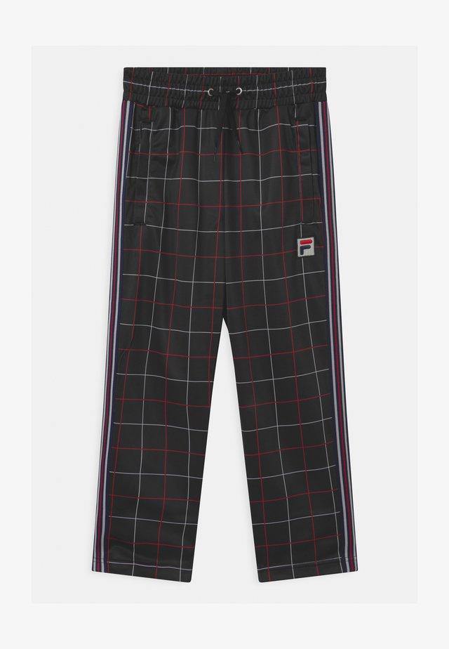 LISSI CROPPED - Pantaloni sportivi - black